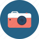 business, camera, digital, photo camera, photography, picture, share icon