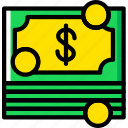 business, currency, finance, marketing icon