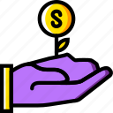 business, finance, make, marketing, money icon