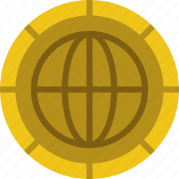 business, coin, finance, marketing icon