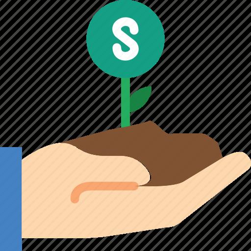 business, finance, make, marketing, money icon