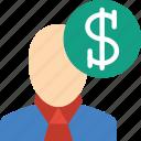 business, finance, marketing, salesmane