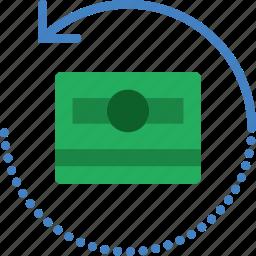 business, finance, flow, marketing, money icon
