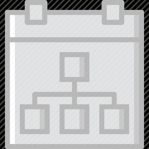 business, diagram, finance, marketing icon