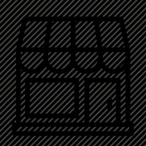 e-commerce, store icon