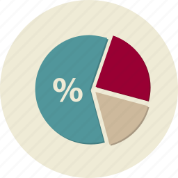 analysis, analytics, business, infographics, marketing, percent icon