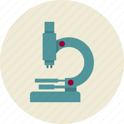 micro, microscope, research, study icon