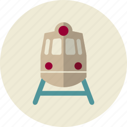 promotion, rails, speed, train, travel icon