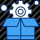 box, business, marketing, setting