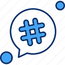 num, marketing, hashtag, business