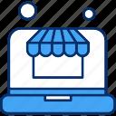 business, laptop, marketing, shop