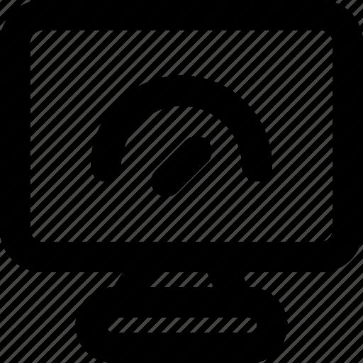 business, computer, finance, marketing icon