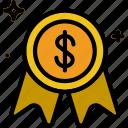 award, business, finance, marketing icon