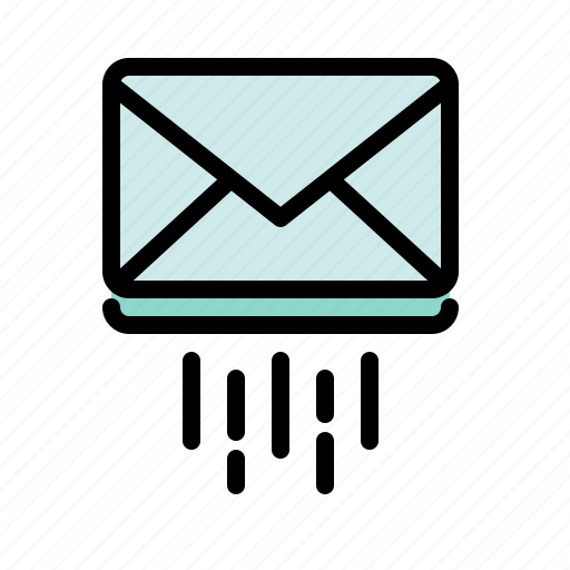 email, mail, marketing, message, promote, send icon