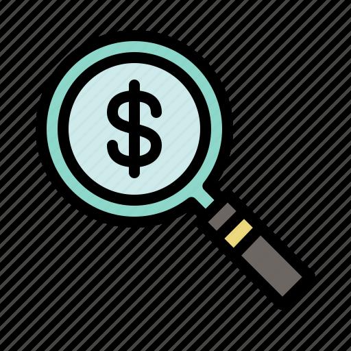 analytics, business, finance, marketing, money, optimization icon