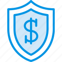 business, finance, marketing, monetary, security icon