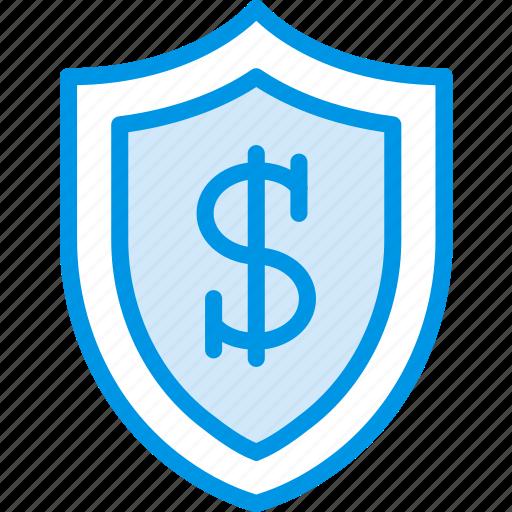 business, finance, marketing, monetary, security icon