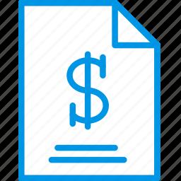 business, finance, marketing icon