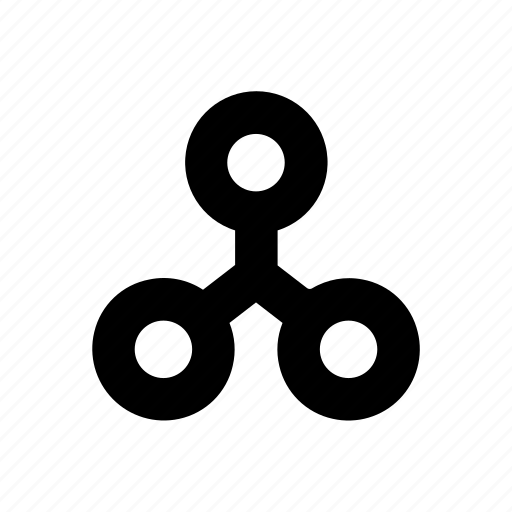 compound, connected, interest, investing icon