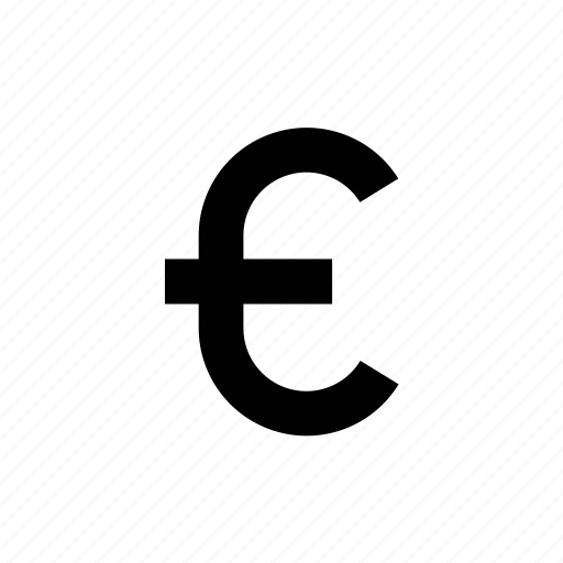 currency, euro, euro sign icon