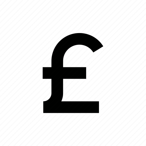 currency, pound, sterling icon