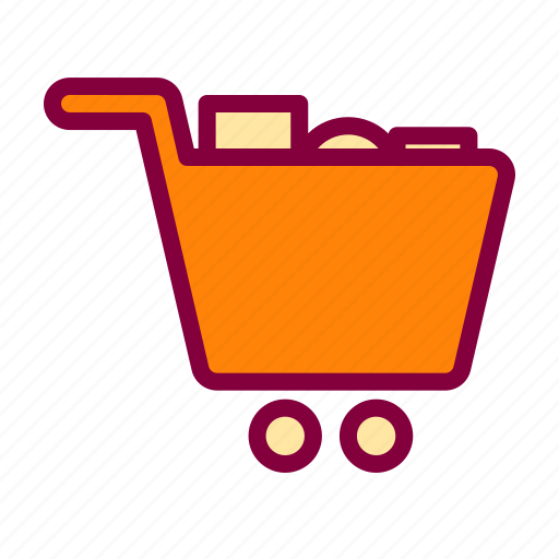 cart, commerce, market, marketplace, store icon
