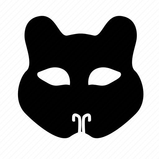 Animal, carnival, cat, mask, masquerade, opera, theater icon - Download on Iconfinder