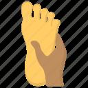 feet bath, feet spa, foot massage, foot relaxing, pedicure