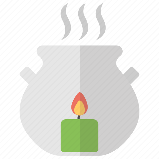 aroma candle, aromatherapy, fragrant candle, incense candle, soothing aroma icon