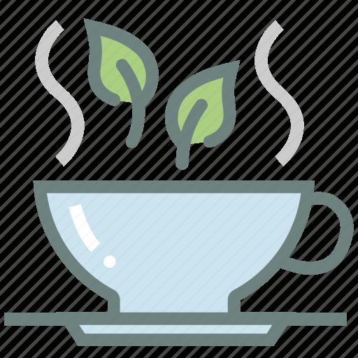 beverage, drink, green tea, hot, matcha, mug, tea icon