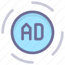 advertising, marketing, promotion icon
