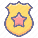 commend, excellent, medal, praise icon