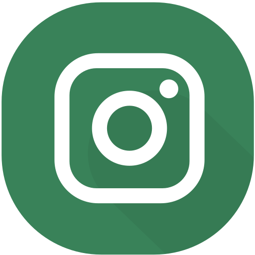 circle, design, instagram, material, network, photo, social icon