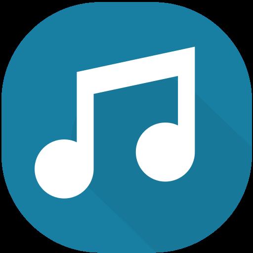 audio, circle, design, material, media, music, play icon
