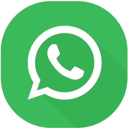 chat, circle, design, material, message, social, whatsapp icon