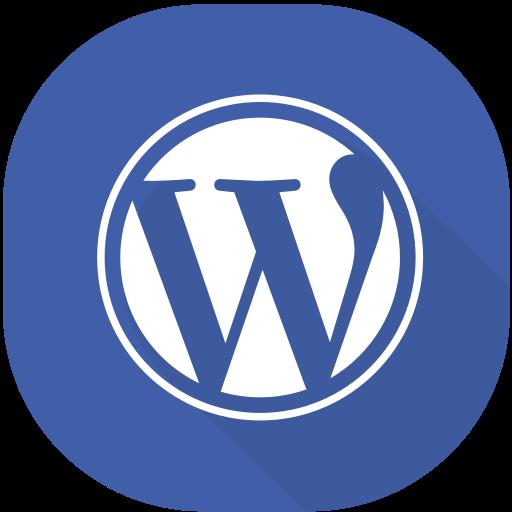 circle, design, material, online, web, website, wordpress icon