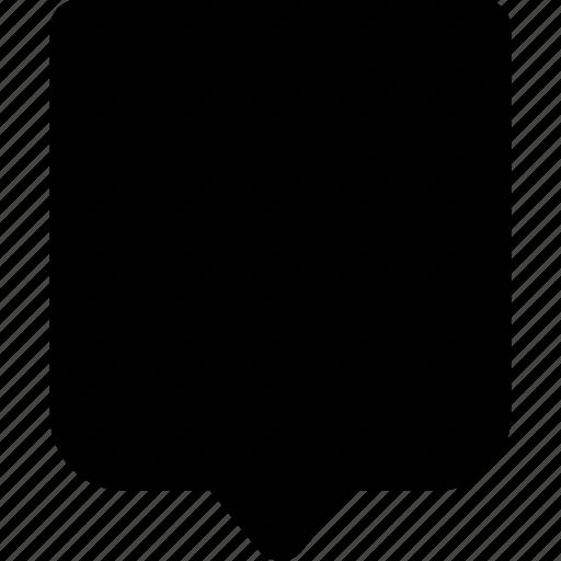 bubble, label, sign, sticker, symbol icon