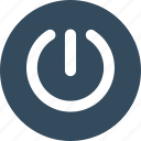 on off, power, standby, switch off icon