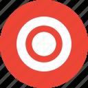 button, player, record, round icon