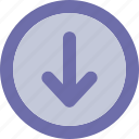 arrow isolated vector icon which can easily modified or edit icon