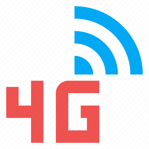 4g, data plan, mobile network, network, signal icon