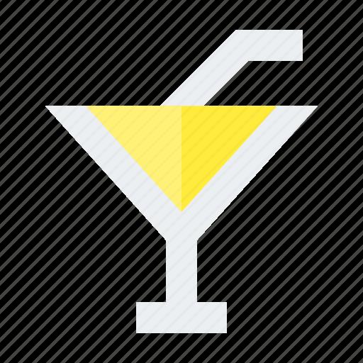 Cocktail, drink, glass, juice, lemonade icon - Download on Iconfinder