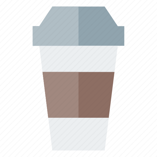 breakfast, coffee, cup, drink icon