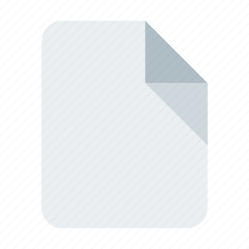 document, draft, file, note, paper icon