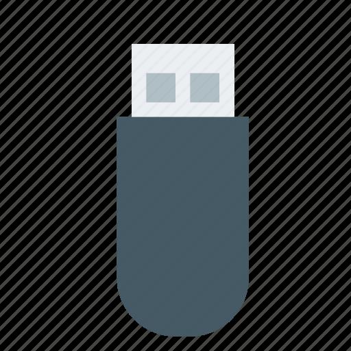 data, disk, drive, flash, usb icon