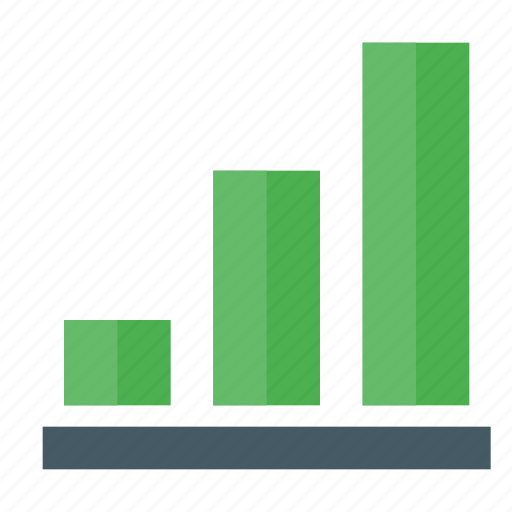 chart, diagram, graph, growth, report, sales icon
