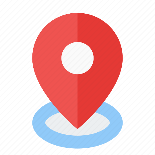 gps location map marker place position icon