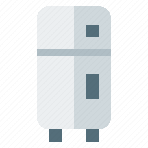 freezer, fridge, ice box, kitchen, refrigerator icon