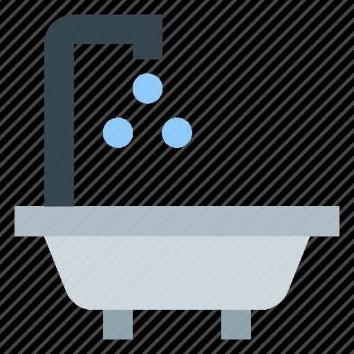 Bath, bathtub, shower icon - Download on Iconfinder