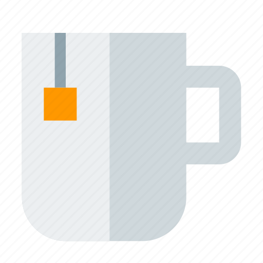 cup, drink, hot tea, mug, tea icon